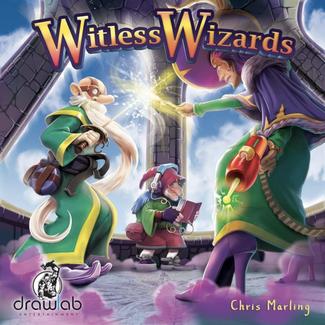 Drawlab Entertainment Witless Wizards [English]