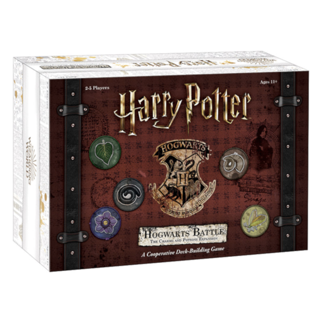 USAopoly Harry Potter - Hogwarts Battle : Charms & Potions [English]