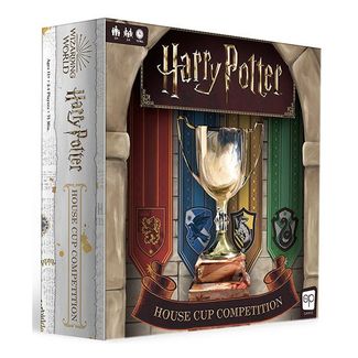 USAopoly Harry Potter - House Cup Competition [English]