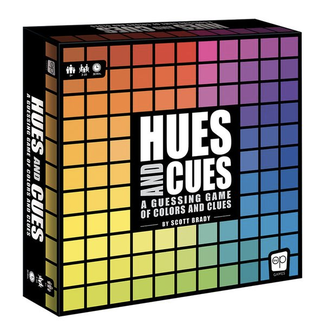 USAopoly Hues and Cues [English]