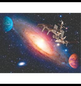 Clementoni Station spatiale internationale (500 pièces)
