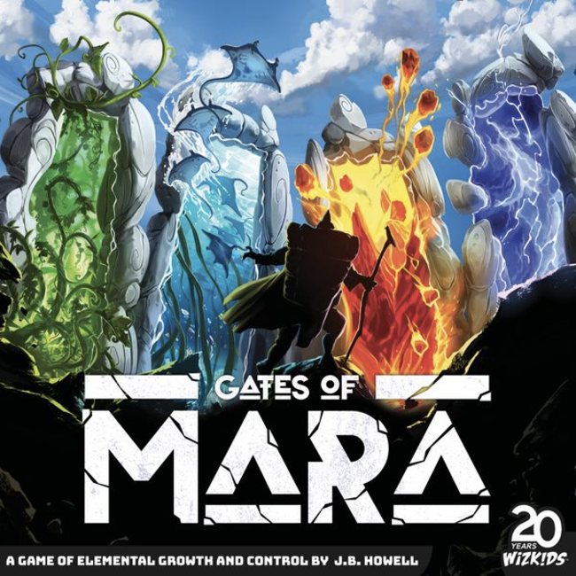 WizKids Gates of Mara [anglais]