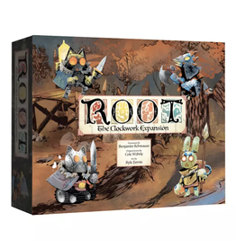 Leder Games Root : The Clockwork Expansion [anglais]