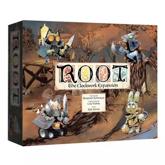Leder Games Root : The Clockwork Expansion [anglais]