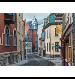 Clementoni Rue du vieux Québec (1000 pièces)
