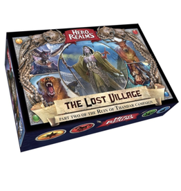 White Wizard Games Hero Realms : The Ruin of Thandar (Part 2) - The Lost Village [anglais]