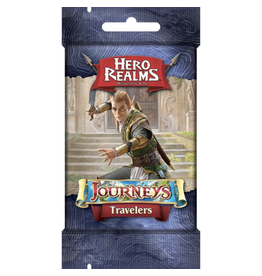 White Wizard Games Hero Realms : Journeys - Travelers [anglais]