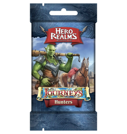White Wizard Games Hero Realms : Journeys - Hunters [anglais]