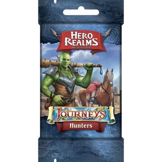 White Wizard Games Hero Realms : Journeys - Hunters [English]