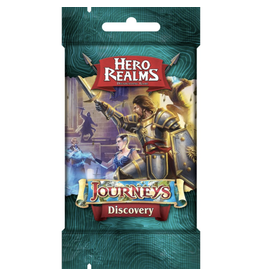 White Wizard Games Hero Realms : Journeys - Discovery [anglais]