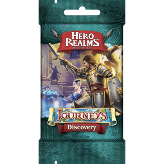 White Wizard Games Hero Realms : Journeys - Discovery [English]