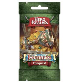 White Wizard Games Hero Realms : Journeys - Conquest [anglais]
