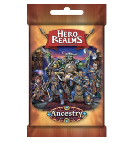 White Wizard Games Hero Realms : Ancestry [anglais]