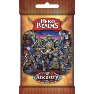 White Wizard Games Hero Realms : Ancestry [English]