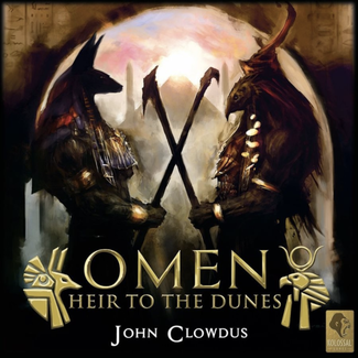 Kolossal Games Omen - Heir to the Dunes [anglais]