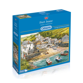 Gibsons Port Isaac (500 pieces)