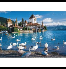Schmidt Puzzle Lakeshore Swans (1000 pièces)
