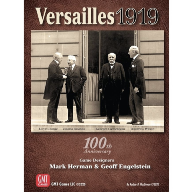 GMT games Versailles 1919 [English]