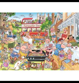 Jumbo Spiele Typical British BBQ (1000 pièces)