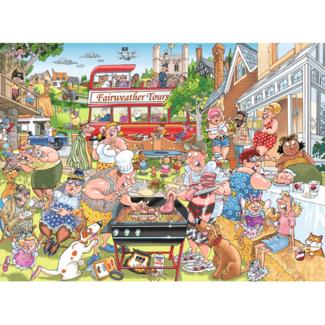 Jumbo Typical British BBQ (1000 pieces)