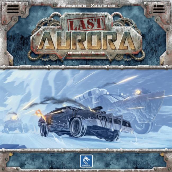Ares Games Last Aurora [English]