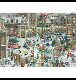 Jumbo Spiele Christmas, JvH (500 pièces)