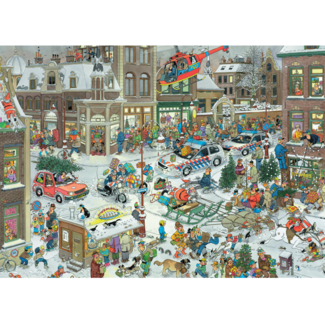 Jumbo Christmas, JvH (500 pieces)