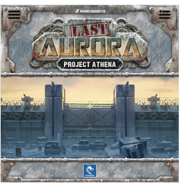 Ares Games Last Aurora : Project Athena [anglais]