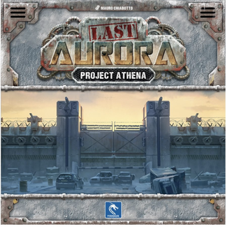 Ares Games Last Aurora : Project Athena [English]