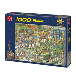 Jumbo Spiele The Playground, JvH (1000 pièces)