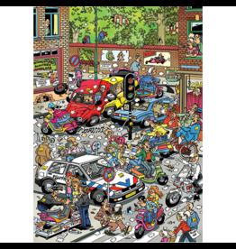 Jumbo Spiele Chaos de la circulation,  JvH (500 pièces)