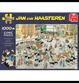 Jumbo Spiele Le marche aux bestiaux (1000 pièces)