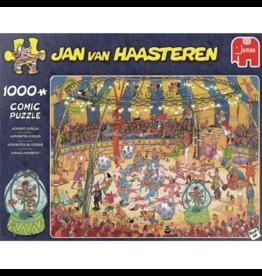 Jumbo Acrobates de cirque,  JvH (1000 pièces)