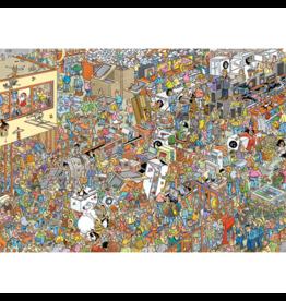 Jumbo Holiday Shopping,  JvH (2 x 1000 pièces)