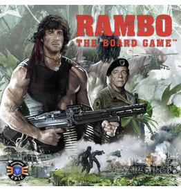 Everything Epic Games Rambo - The Board Game [anglais]