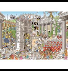 Jumbo Les romains (1000 pièces)