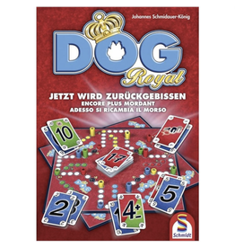 Schmidt Spiele Dog Royale [multilingue]