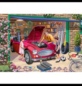 Falcon Grandad's garage (500 pièces)