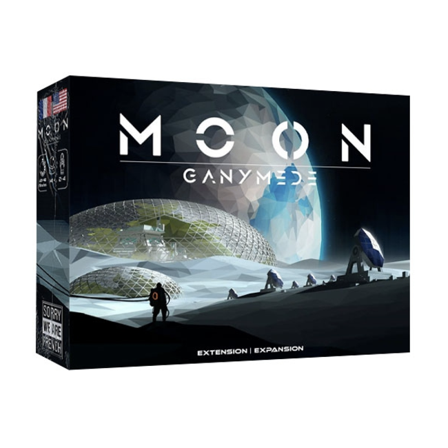 Ganymede : Moon [Multi]