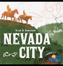 Rio Grande Games Nevada City [anglais]