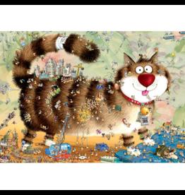 Heye Cat's Life (1000 pièces)