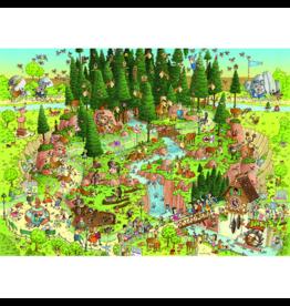 Heye Black Forest Habitat (1000 pièces)
