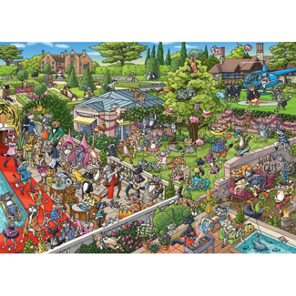 Heye Party Cats (1000 pieces)