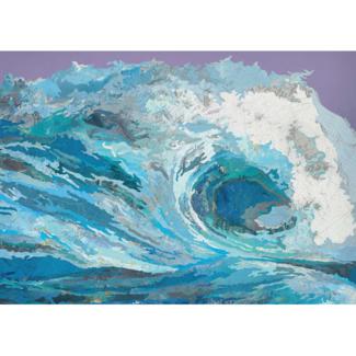 Heye Map Wave (2000 pieces)
