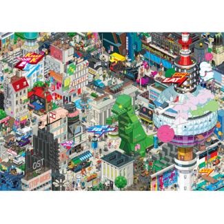 Heye Berlin Quest (1000 pieces)