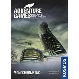 Kosmos Adventure Games (2) - Monochrome INC. [anglais]