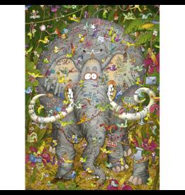Heye Elephant's Life (1000 pièces)