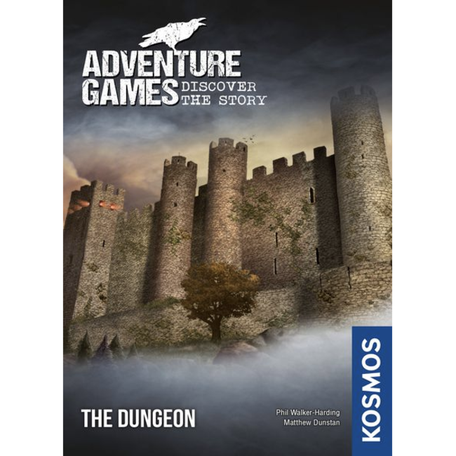 Kosmos Adventure Games (1) - The Dungeon [anglais]
