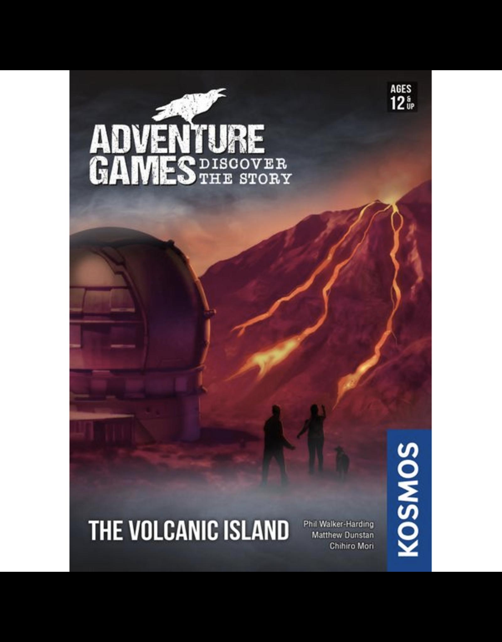 Kosmos Adventure Games (3) - Volcanic Island [anglais]
