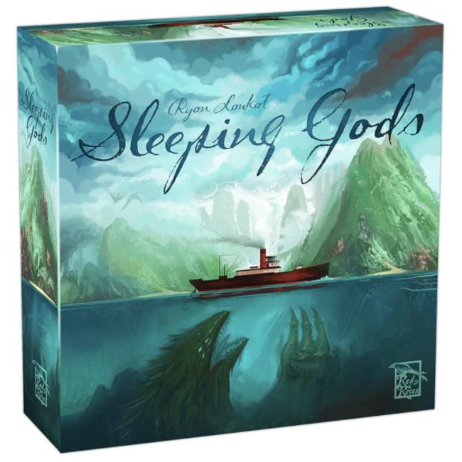 Red Raven Games Sleeping Gods [anglais]